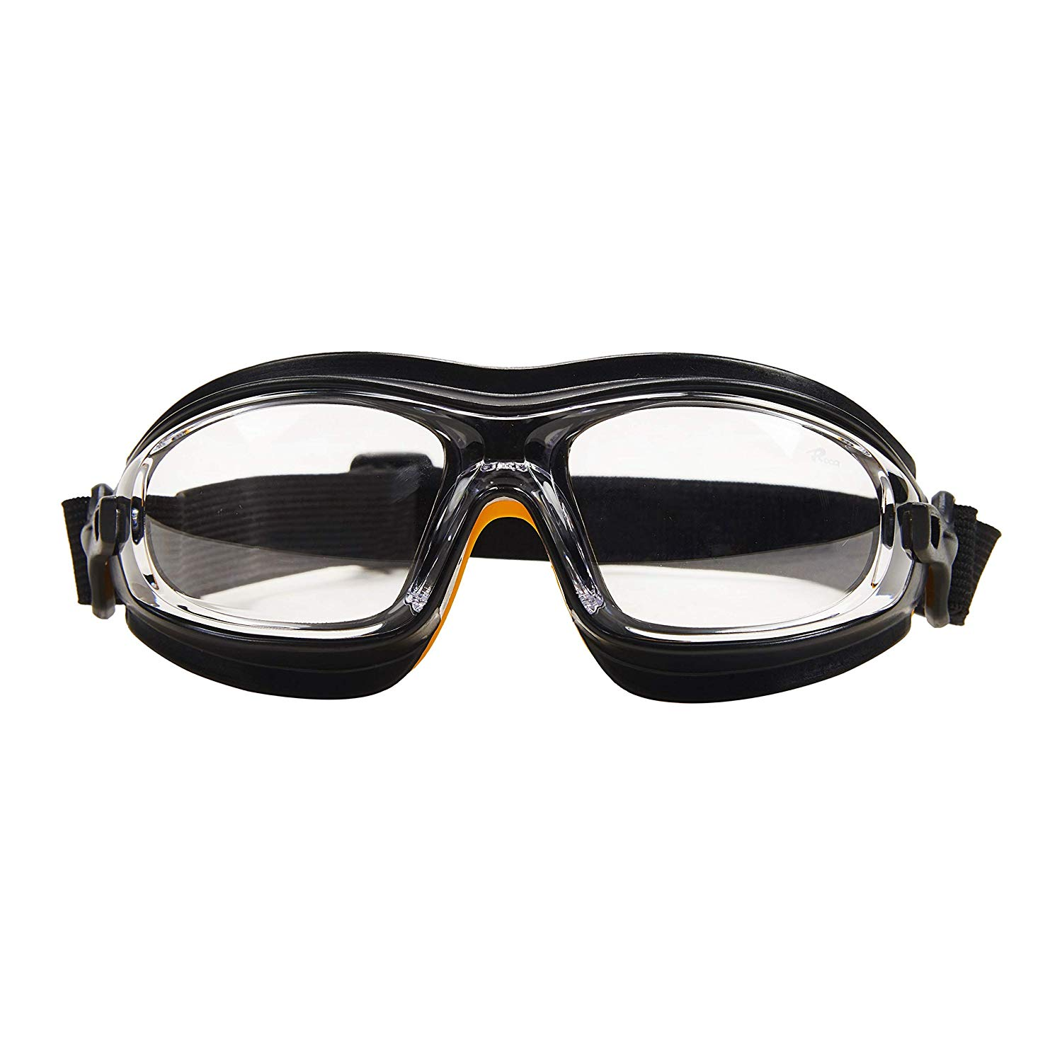 a8c89e3daf5 Get Quotations · Holulo ANSI Z87 CE Certificate Safety Glasses Concealer  Clear Anti-Fog Dual Mold Safety Goggle