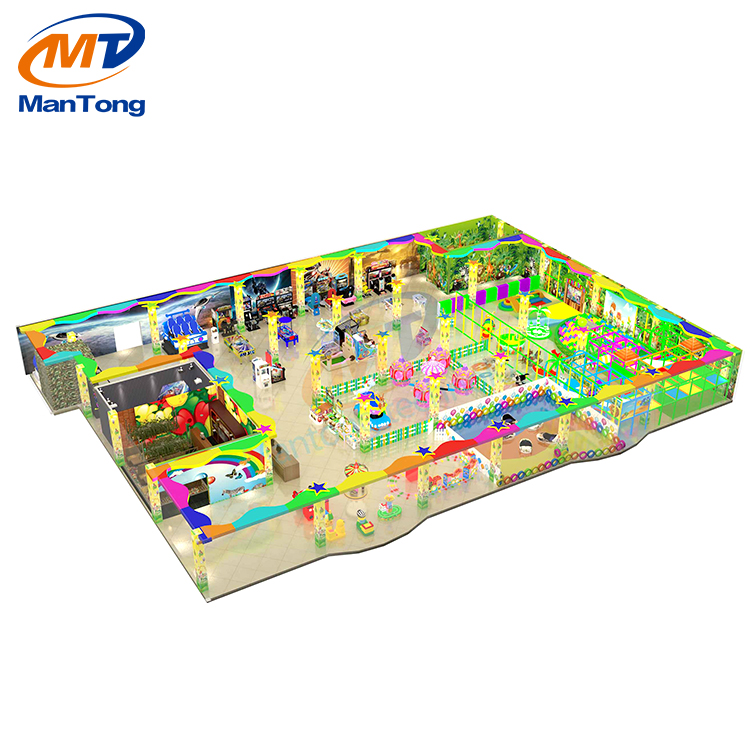 Mantong Merryland CE machine arcade kamer outdoor kinderen speeltoestellen voor game zone