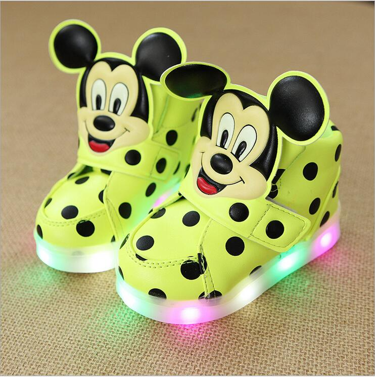 new design high quality kids led shoes for wholesale,kids ligh up shoes