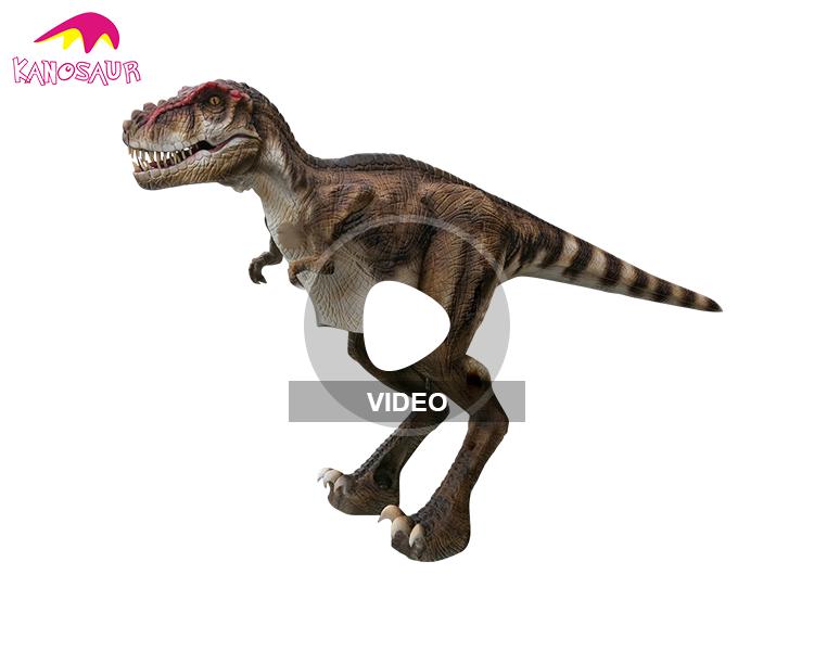 KANO0094 Jurassic Parties Realistic Dinosaur Sponge Costume