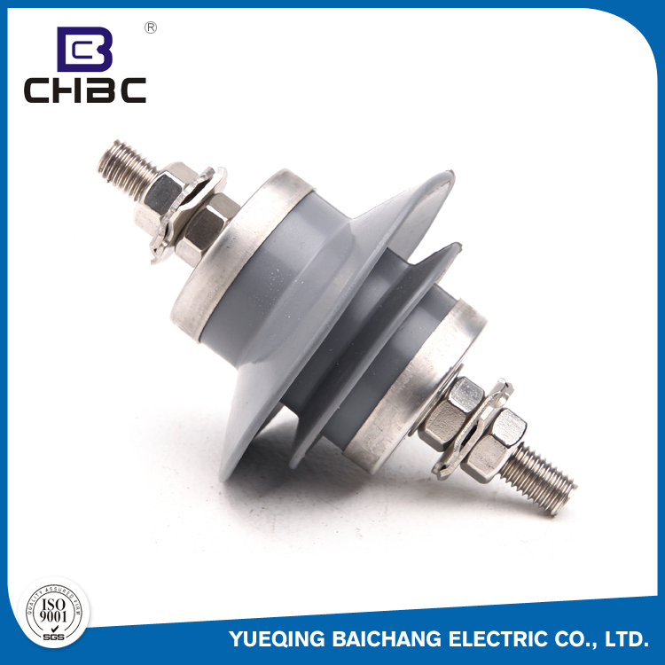 CHBC Cheap Silicon Rubber High Voltage 3KV5KA Electric Surge Lightning Arresters