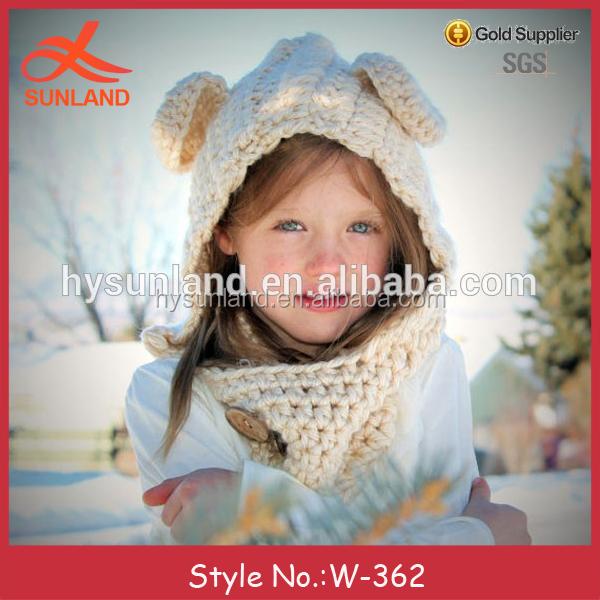 8e5e12d100b China Bear Hat
