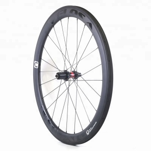 hot sell chinese carbon clincher wheels 28'' 700c carbon 50mm road wheels with DT Swiss hub for cycling