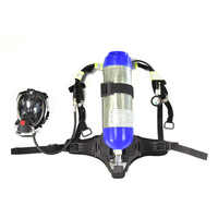 6.8l positive pressure air Breathing Apparatus with Competitive Price