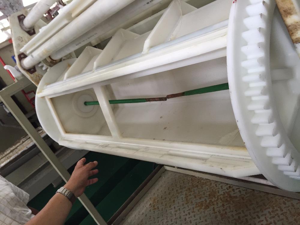 Acid Barrel Type Galvanizing Machine Hot Dip Zinc Plating