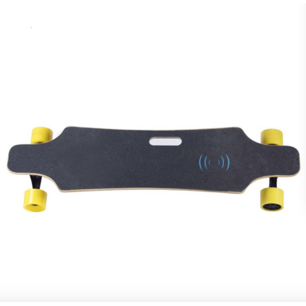 High quality off road wireless remote controller dual motor electric skate longboard