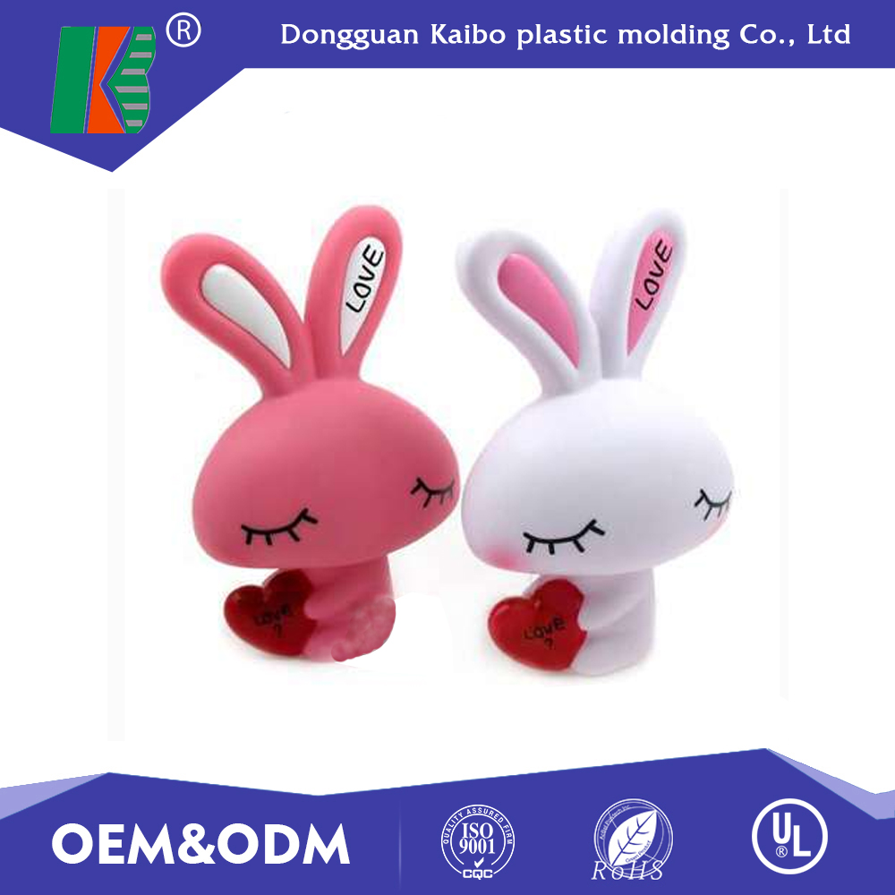 New hot fashion nice looking injection mold plastic toys with UL