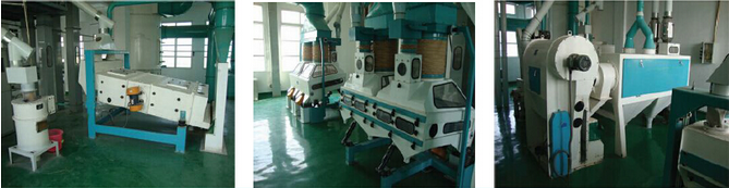 Different types of wheat flour mill industry price