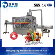 Small-scale best price liquid soda bottle filling machine CO2 filling equipment
