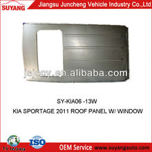 Sportage 2011 Roof Panel W/Window Car Body Panel Stamping