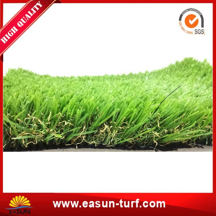 durable pp yarn for artificial landscaping grass durable soft feeling artificial grass football field artificial grass