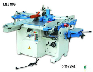 6 functions multifunction woodworking equipment /combination machine ML310