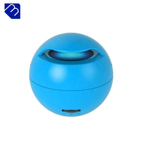 Cone Computer Tower Center Channel Bluetooth Touch Mini Vibro Speaker