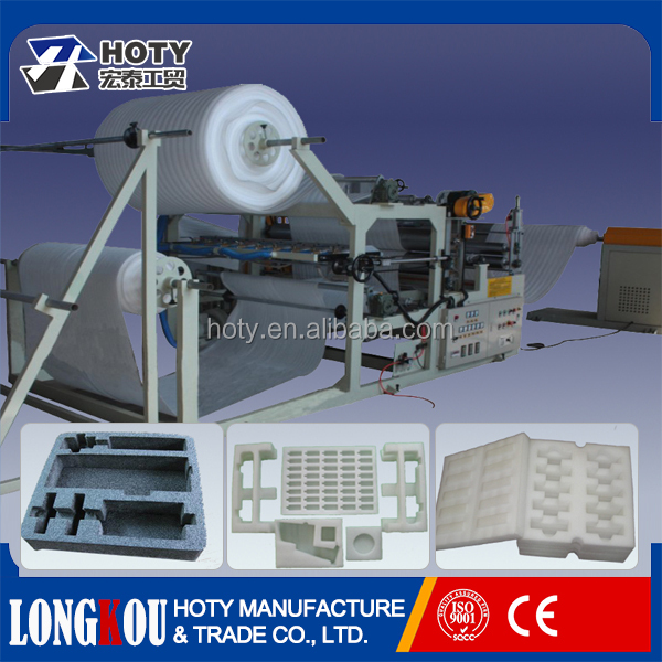 High quality xps foam board extruder for promotion