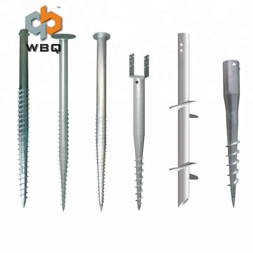 Earth Anchor Ground Screw