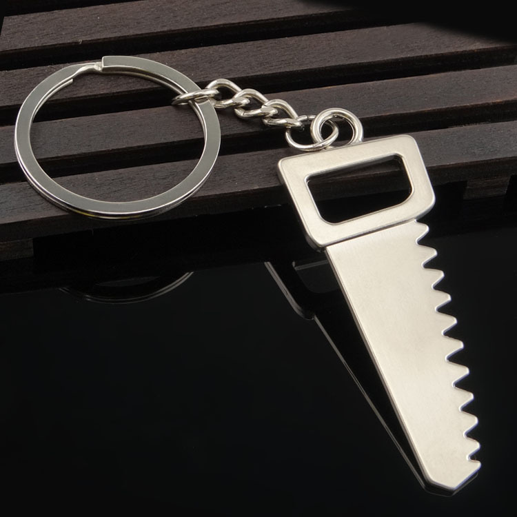 Wholesale Metal Mini Wrench Keychain Creative Portable Tool Promotional Gift