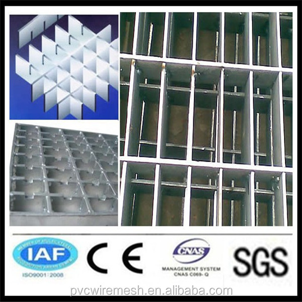Galvanized iron wire steel grating (made in china)