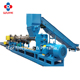 plastic recycling granulating machine germany