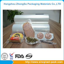Plastic vacuum pouch for food grade packaging stretch film jumbo roll