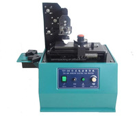 New Factory Price Electric Pad Printer TDY-300 Expiry Date Printing Machine