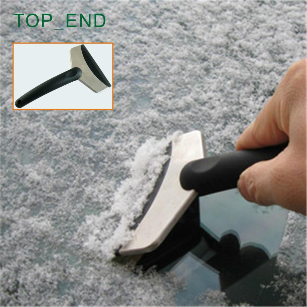 Портативный мини размер скребок, без отверстия на ручки наконечник, лед / лопата для снега, чистый быстрый и чистый, A рекомендуется инструмент для зимы
