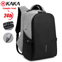 2019 factory Most popular high quality large capacity custom waterproof back pack anti theft bag laptop school backpack