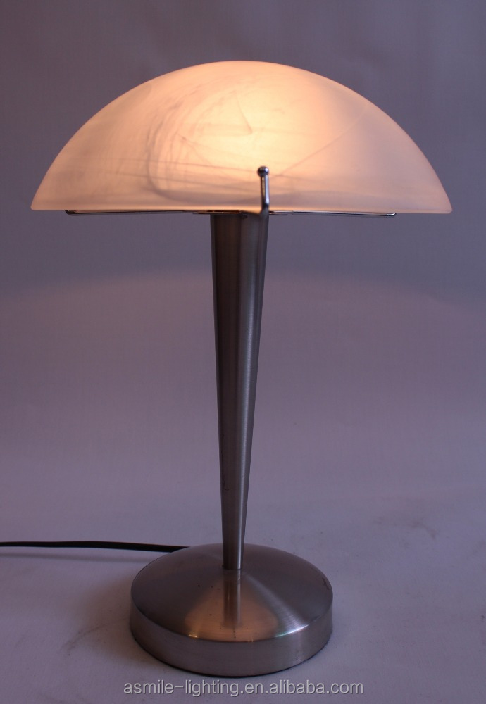 G9 40w Kid Table Lamp Lamp,Alabaster,Metal,Glass