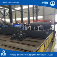 mini sand washing machine for glass recycling