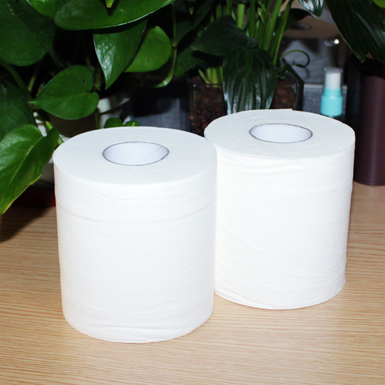 individually wrapping toilet paper jumbo roll tissue soft bathroom tissue