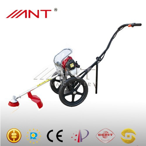 ANT35 4 stroke gaosline engine wheeled trimmer