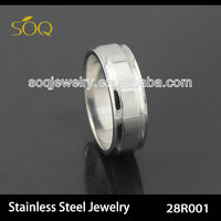 2014 Fashionable napkin two tone ring