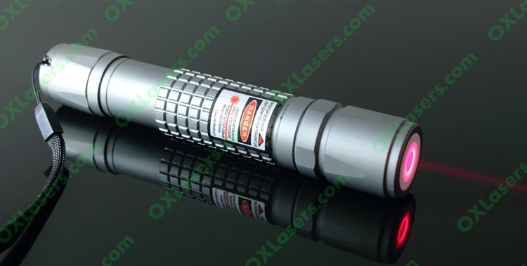 OXLasers OX-R40 660nm 200mW Waterproof Focusable Buning Red