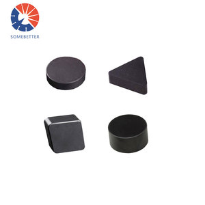 PCD/PCBN Cutting Tools Tungsten Carbide Turning CNC Insert