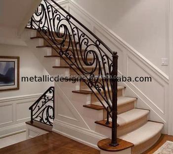 Wrought Iron Baers Whole White Cast Railings Railing Design