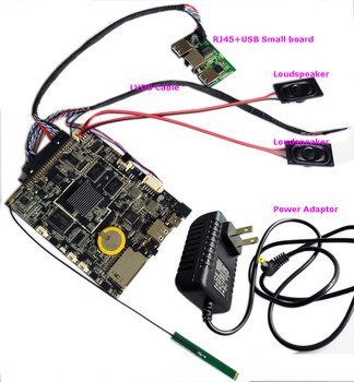 Cost-effective Android Controller Board With Wifi Rj45 Serial Port Gpio Adc  Bluetooth - Buy Android Board,Cost-effective Android Board,Rj45 Android