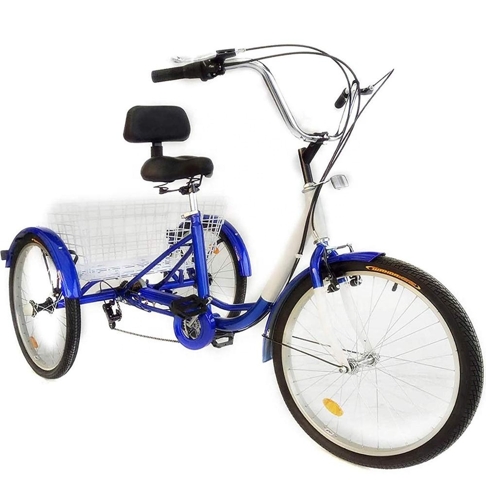 used-three-wheel-adult-bicycle