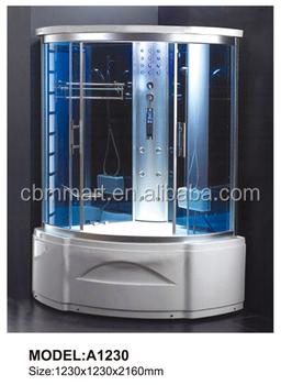 High Tech Steam Shower Room/shower Room Glass Door Hinge