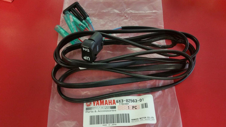 Buy Yamaha 6X3-82563-00-00 Trim & Tilt Switch Assembly