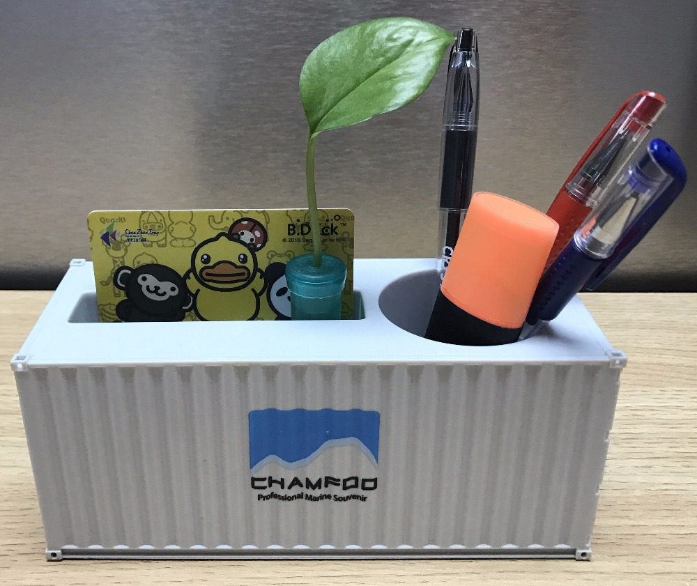ABS Pen Container Pen Holder