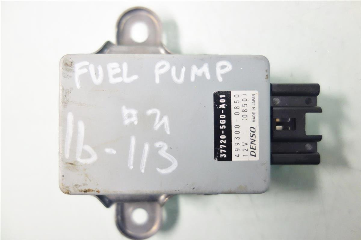 Acura MDX RLX Fuel Pump Control Module Unit 37720-5G0-A01 TLX OEM