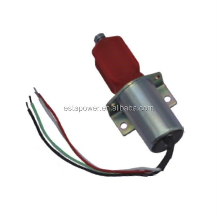 OEM New Electric Solenoid Valve For Corsa Electric Captain/'s Call Systems 3-Wire