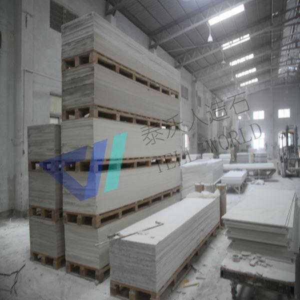 Tipos de dupont corian superficie s lida panel de piedra artificial superficie s lida corian - Precio del corian ...