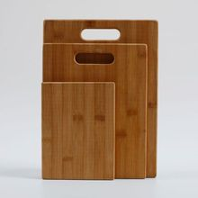 대나무 Cutting Board, Set 의 3