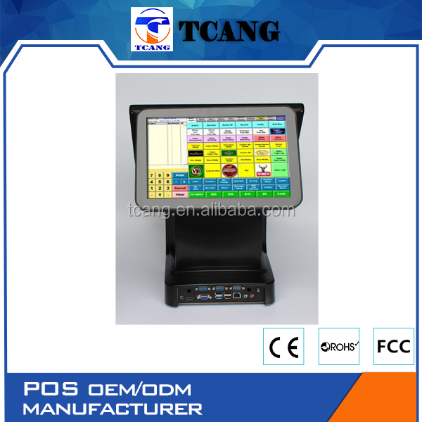 Tuocang TA-TOUCH-I7 Open Source Commercial Grade POS software for Windows, Linux and Mac