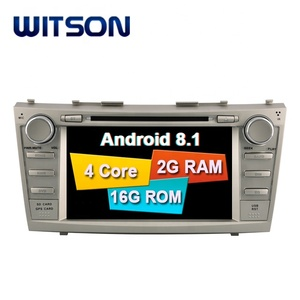 China Car Android Camry, China Car Android Camry Manufacturers and