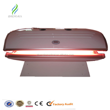ZJ High pressure Solarium beauty collagen tanning bed tan without any damage to skin