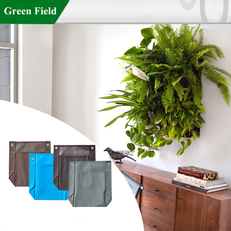 Green Field Oxford Waterproof Vertical Garden Panels