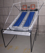 "1"" Portable Basketball Frame For Game PC Backboard and Net"
