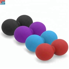 Hot koop <span class=keywords><strong>spier</strong></span> ontspannen dubbele mobiliteit indoor gym oefening lacrosse bal