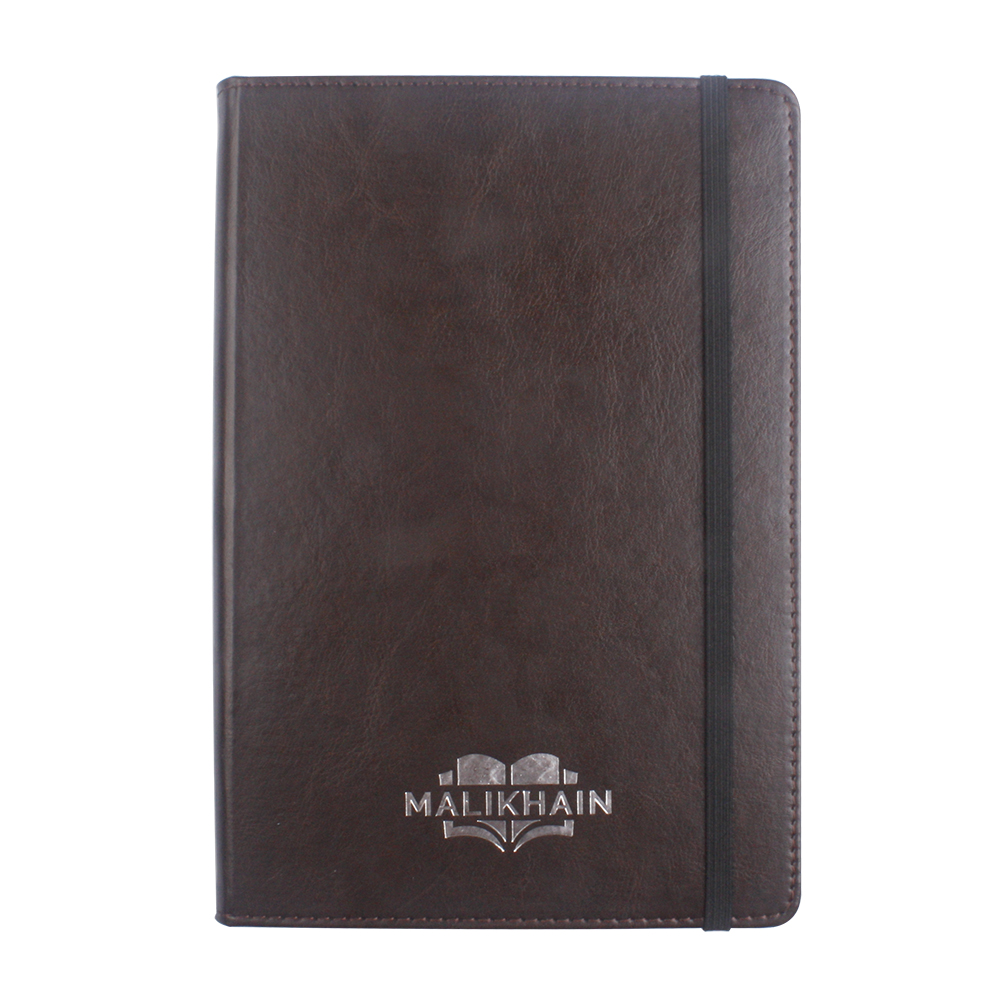 New Luxury Factory Wholesale Notebook With Logo Printing Leather Journal